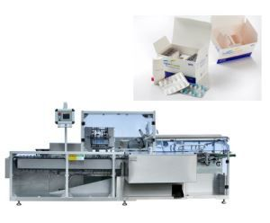 Cartoning Machine For Medicine Blister
