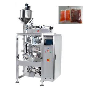 China Liquid Pouch Filling and Sealing Machine Factory