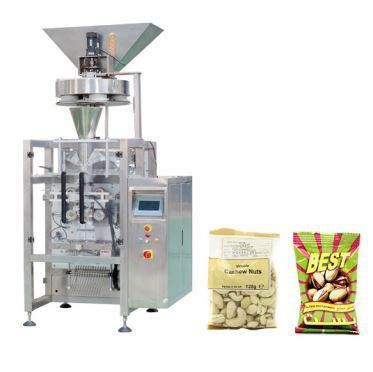 China Nuts Packaging Machine Factory