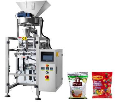 China Seeds Packing Machine Factory