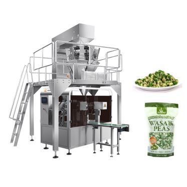 China Stand Up Pouch Filling And Sealing Machine Manufacturers
