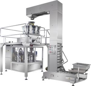 Full Automatic Pouch Packing Machine Price for Food Packaging