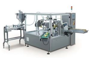 Pouch Liquid Packaging Machine