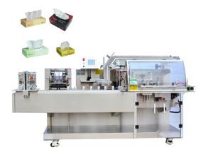 Packaging Machine For Tissue Paper