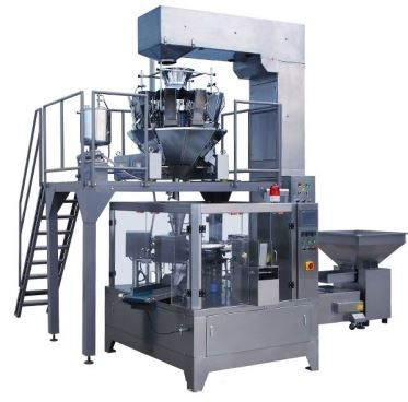 Popcorn Rotary Packaging Machine Supplier