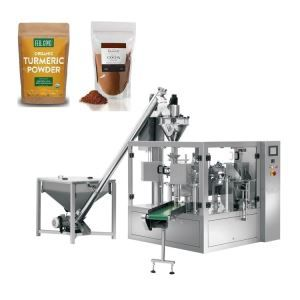 Rotary Powder Packaging Machine for Sale