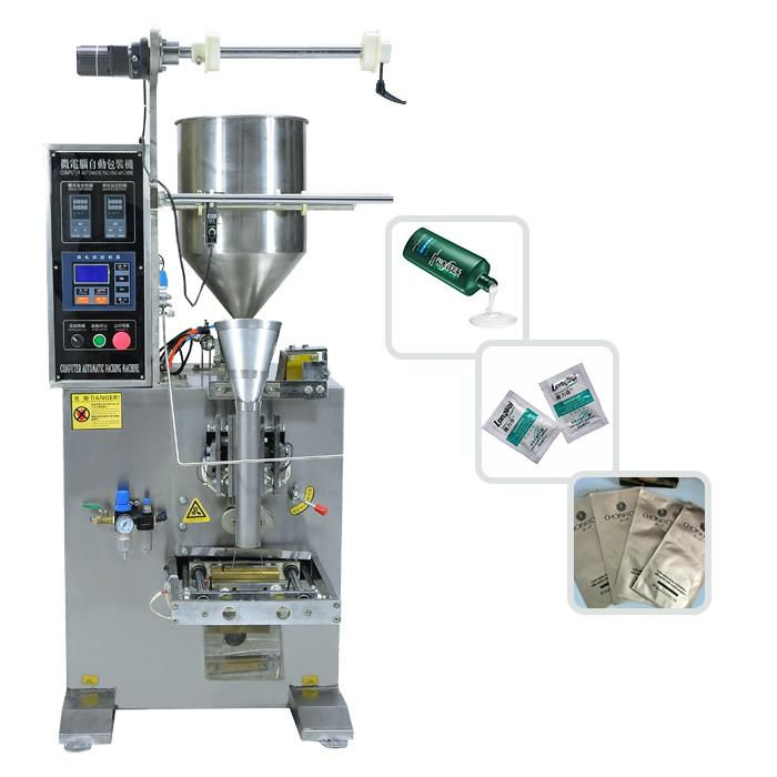 Vertical Automatic Shampoo Packing Machine Manufacturers
